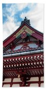 Sensoji Temple Beach Towel