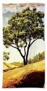 Sentinal Tree Beach Towel