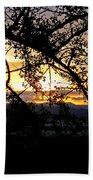 Serengeti Sunset Beach Towel