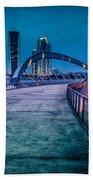 Seri Gemilang Bridge 1 Beach Towel