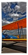 Set To Fly Beach Towel
