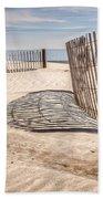 Shadows In The Sand II Beach Towel