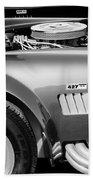 Shelby Cobra 427 Engine Beach Sheet
