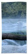 Shell Rock Rapids Two Beach Towel