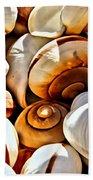 Shells Galore Beach Towel