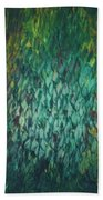 Shimmering Reflections Beach Towel