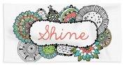 Shine Part 2 Beach Sheet
