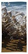 Shorebreak - The Wedge Beach Sheet
