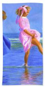 Shoreline Skippers Beach Towel