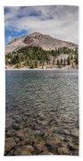 Shores Of Helen Lake Beach Towel