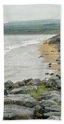 Shores Of Ireland Beach Towel