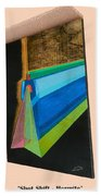 Shot Shift - Hermite 1 Beach Towel