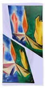 Shots Shifted - Infini-justice 1 Beach Towel