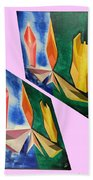 Shots Shifted - Infini-justice 5 Beach Towel
