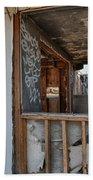 Should We Remodel Graffiti  Beach Towel