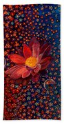 Showers To Flowers Beach Towel