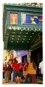 Showtime Toronto's Broadway Monty Python Spamalot Theatre District The Plays The Thing City Scenes Beach Towel