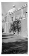 Side View Mission San Jose De Tumacacori Tumacacori Arizona 1979 Beach Towel
