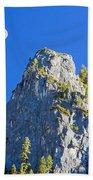 Sierra Moonrise Beach Towel