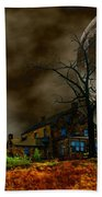 Silent Hill 2 Beach Towel by Dan Stone