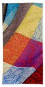 Silk And Wool Beach Towel