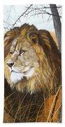 Simba Beach Towel
