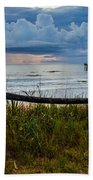 Simple Flager Beach Towel