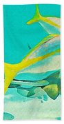 Singray City Cayman Islands Three Beach Towel