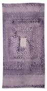 Singularity Original Painting Beach Towel