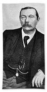 Sir Arthur Conan Doyle (1859-1930) Beach Towel