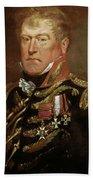 Sir George Wood (1767-1831) Beach Towel