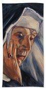 Sister Ann Beach Towel