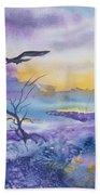 Sister Ravens Beach Towel