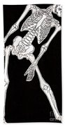 Skeleton Beach Towel