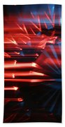 Skc 0272 Crystal Glass In Motion Beach Towel