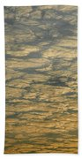 Skc 0341 Cloud Quilt  Beach Towel