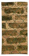 Skc 0404 Gate To The Wall Beach Towel