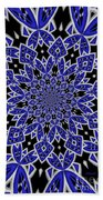 Sky Blue 1 Beach Towel