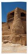 Sky City Acoma Pueblo Beach Towel