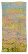 Sky Light Beach Towel