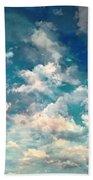Sky Moods - Refreshing Beach Towel