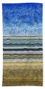 Sky Water Earth 2 Beach Sheet