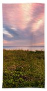 Sky Waves Beach Towel