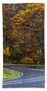 Skyline Drive Beach Towel
