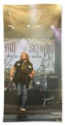 Skynyrd-group-7063 Beach Towel