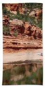 Slide Rock State Park Beach Towel