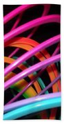 Slinky Craze 2 Beach Towel
