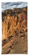 Smith Rainbow Rocks Beach Towel