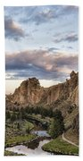 Smith Rock Beach Towel