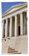 Smithsonian National Gallery Of Art Beach Towel